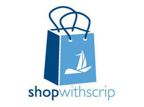 Image result for shop with scrip logo